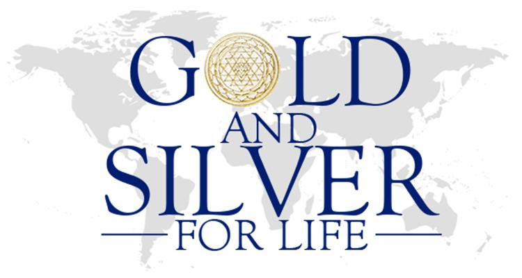 gold and sliver for life