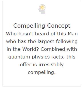 Quantum manifestation purchase