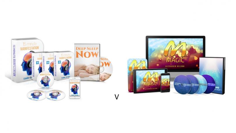 15 Minute Manifestation vs Manifestation Magic Review