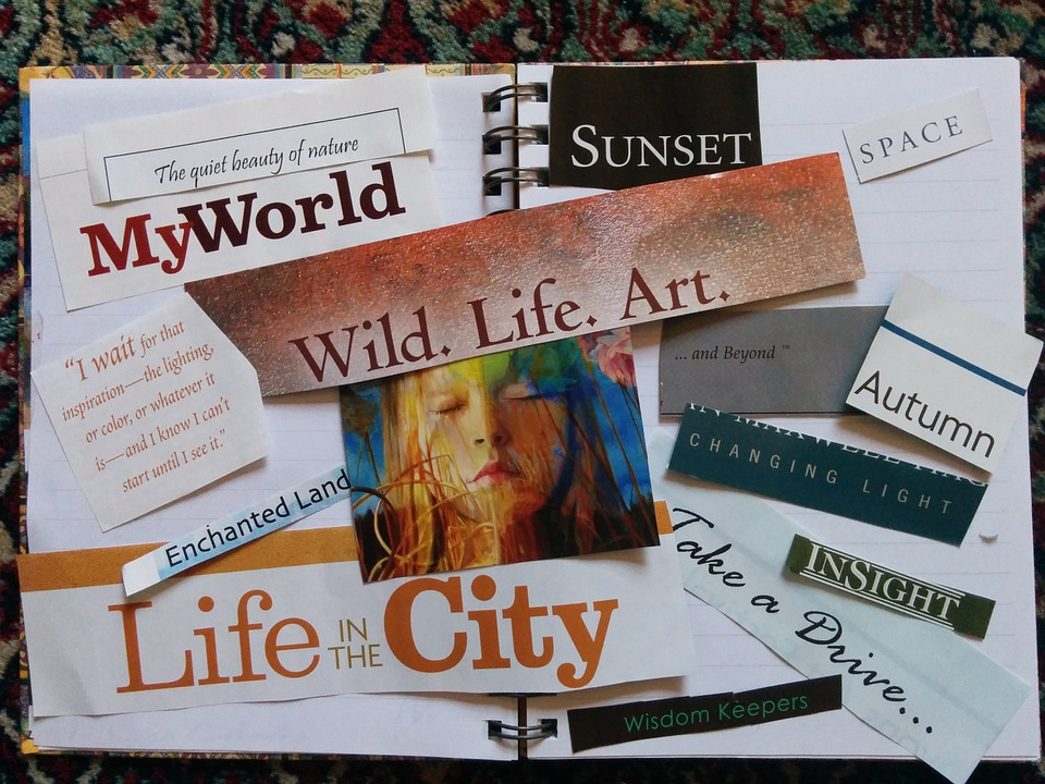 vision board examples